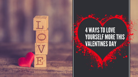 4 ways to love yourself more this valentines day , binge eating recovery, how to stop overeating